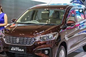 Cận cảnh ô tô 7 chỗ Suzuki Ertiga chuẩn bị về Việt Nam giá chỉ hơn 800 triệu