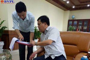 Giám đốc sở TNMT Quảng Bình: 'Sẽ tịch thu giấy phép nếu còn phản ánh về việc nổ mìn'