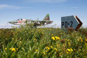 Nga dội bão lửa kinh hoàng hủy diệt IS trên hoang mạc Sweida