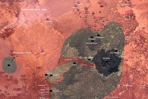 Quân thiện chiến Syria chủ công đánh diệt IS trên chiến trường Sweida