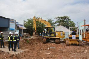 TP.HCM bắt đầu xây mới cầu Long Kiểng sau vụ sập cầu