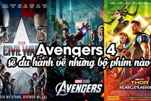'Avengers 2019': Những bộ phim nào của Marvel sẽ được các 'siêu anh hùng' ghé thăm thông qua du hành thời gian?