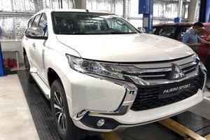 'Soi' Mitsubishi Pajero Sport máy dầu giá hơn 1 tỷ đồng