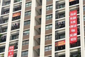Bộ Xây dựng lên tiếng vụ tranh chấp tại chung cư HD Mon