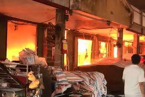 Công an Hà Nội xác định hàng loạt sai phạm trong vụ cháy chợ Sóc Sơn