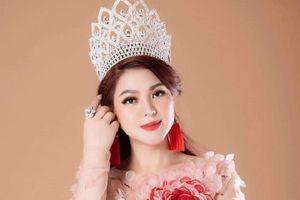 Hoa hậu Phu nhân Quốc tế 2018 Mỹ Liên nhận 86 trẻ mồ côi làm con nuôi