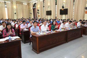 Thành ủy Hà Nội đánh giá kết quả thực hiện hai nghị quyết của Trung ương