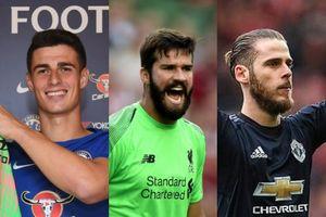 10 thủ môn hay nhất Ngoại hạng Anh trước mùa giải mới