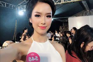 Á khôi Báo chí và những chuyện thú vị khi thi Hoa hậu Việt Nam 2018