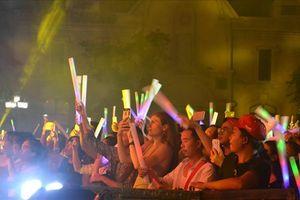 Boney M - một đêm 'cháy hết mình' với hàng nghìn khán giả Việt Nam
