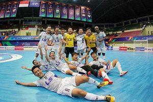 Thái Sơn Nam lập kỳ tích, lần đầu vào chung kết giải châu Á