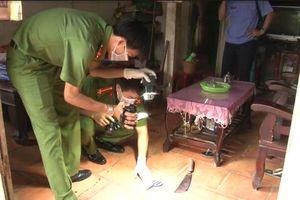 Điều tra nghi án nghịch tử đâm chết cha mẹ ruột ở Vĩnh Long