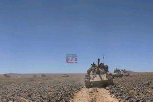 Quân đội Syria tấn công ác liệt IS ở Sweida, chiến binh khủng bố dự định 'đi vào bí mật'