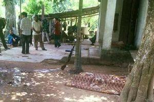 Gia cảnh đáng thương của nạn nhân bị cháu họ nghịch súng vô tình bắn chết: Nhà nghèo mẹ mất sớm, một mình bố nuôi 3 con