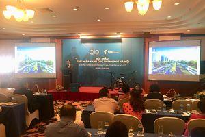 Giải pháp giao thông xanh cho thành phố Hà Nội
