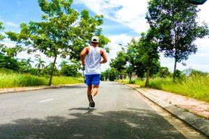 Người chạy 100 km một tuần: Chạy để trái tim được khỏe mạnh