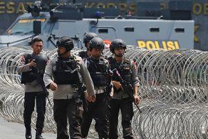 Indonesia lo thiếu nhà tù vì phần tử cực đoan gia tăng