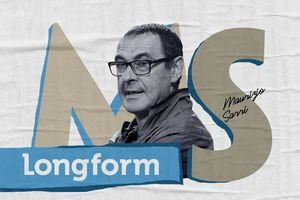 Maurizio Sarri - 'gã nghiện' công việc và kế hoạch nhuộm xanh nước Anh
