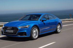 Audi A7 Sportback 2019 cập bến thị trường Mỹ, giá từ 68.000 USD