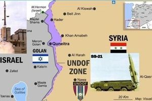 Nga dựng 8 trạm giám sát ở Golan: Israel méo mặt?