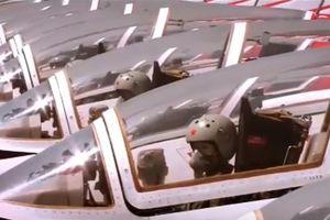 Quân đội Trung Quốc tung video khoe sức mạnh 'nắn gân' Mỹ