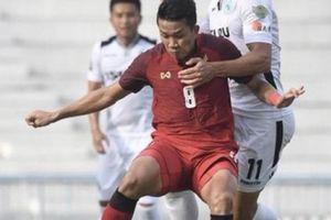Đối thủ của ĐT Olympic Việt Nam thua tan nát trước Thái Lan