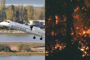 Mỹ: Nam thanh niên cướp máy bay, nhào lộn trên không rồi tự sát