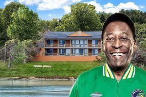 Sau 39 năm, Pele quyết định bán biệt thự với giá khó tin