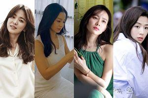 Khoe nhan sắc sau gần 1 năm sinh con, K-net chê bai: Kim Tae Hee già hơn Jeon Ji Hyun, Song Hye Kyo và Son Ye Jin