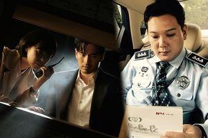 Trước một ngày lên sóng, diễn viên phim 'Voice 2' bất ngờ gặp tai nạn giao thông sau khi trở về từ phim trường