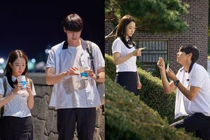 Ngắm ảnh hẹn hò thời học sinh của Park Bo Young và Kim Young Kwang trong 'On Your Wedding Day' - Bỗng nhớ tình đầu!