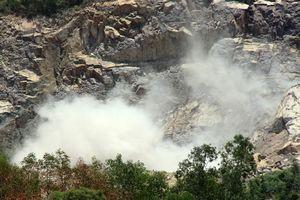 Tuy Phước (Bình Định): Dân phát hoảng trước những đợt nổ mìn phá đá như 'bom'