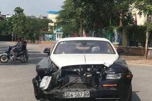Người điều khiển Rolls-Royce trên 20 tỷ 'biển khủng' bị tai nạn là ai?