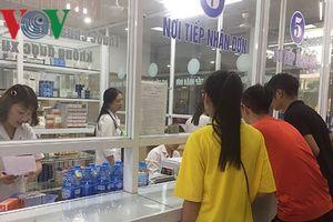 'Thuốc kháng sinh mua ở Việt Nam cả nghìn viên cũng được'