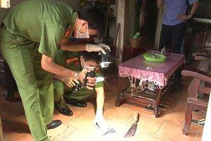Lý lịch bất hảo của nghi can sát hại cha mẹ ruột ở Vĩnh Long