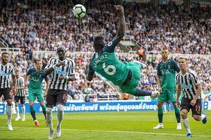 Thắng may mắn Newcastle, Tottenham chia sẻ ngôi đầu với MU