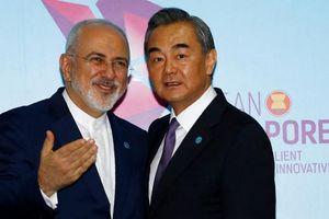 'Phủ đầu' Mỹ, Iran bất ngờ bắt tín hiệu thân với Trung Quốc