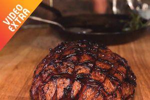 Món dưa hấu xông khói vị thịt bò ở Mỹ