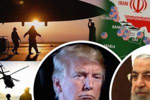 Mỹ bao vây Iran bằng vành đai thép, nguy cơ chiến tranh cận kề
