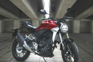 Đánh giá toàn diện 2018 Honda CB300R giá 102 triệu đồng