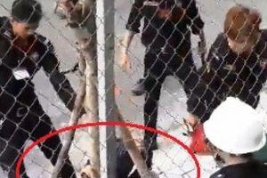 Nhóm bảo vệ đánh hai thanh niên bầm dập mặc người dân kêu gào