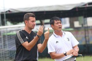 Quyết tâm của Học viện Juventus Việt Nam
