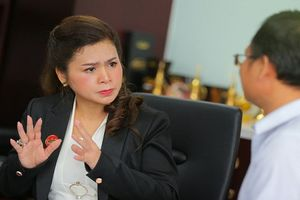 Những lần bà Lê Hoàng Diệp Thảo phản ứng gay gắt trên mạng xã hội