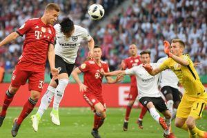 Lịch sử đối đầu, dự đoán tỷ số trận Siêu cúp Đức Bayern Munich và Frankfurt