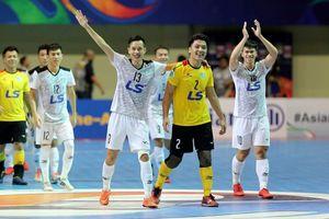 Thua chung kết 2-4, Thái Sơn Nam trở thành nhà Á quân châu Á