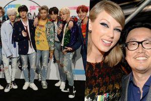 Đạo diễn cho loạt MV của Britney Spears, Taylor Swift liên tục chỉ trích BTS trên tất cả mặt trận