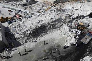 Nổ kho đạn ở tỉnh Idlib, Syria làm chết hơn 30 người