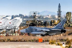 Nga bắn hạ một máy bay không người lái tại Syria