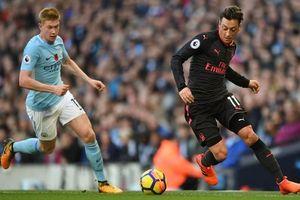 Arsenal vs Man City: Lời thách thức đến Nhà vua