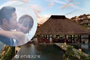 Hé lộ không gian tiệc cưới triệu USD của Trịnh Gia Dĩnh và Hoa hậu 9x Hong Kong